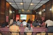 Rakor dengan SKPD Tata Batas Kampung