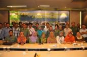 Sosialisasi Pengarusutamaan Gender Dinas Kehutanan Berau